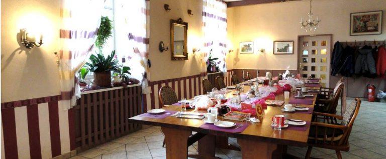 Haus zur Krone Burgbrohl Speisesaal