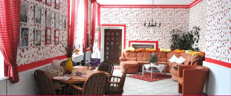 Haus zur Krone Burgbrohl Wohnzimmer